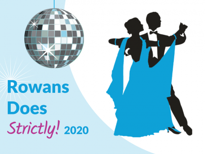 Rowans Does Strictly webcover